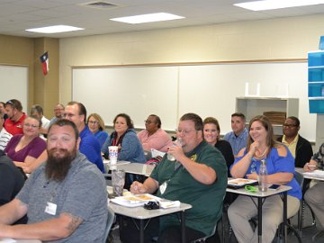 July 2018 Professional Development - Cy-Fair ISD
